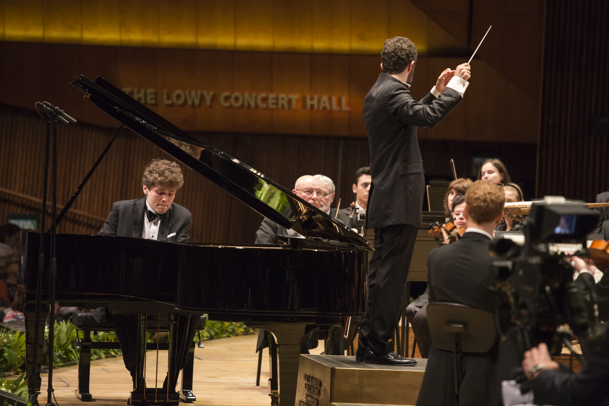 Szymon Nehring is the winner of the 15th Arthur Rubinstein International Piano Master Competition